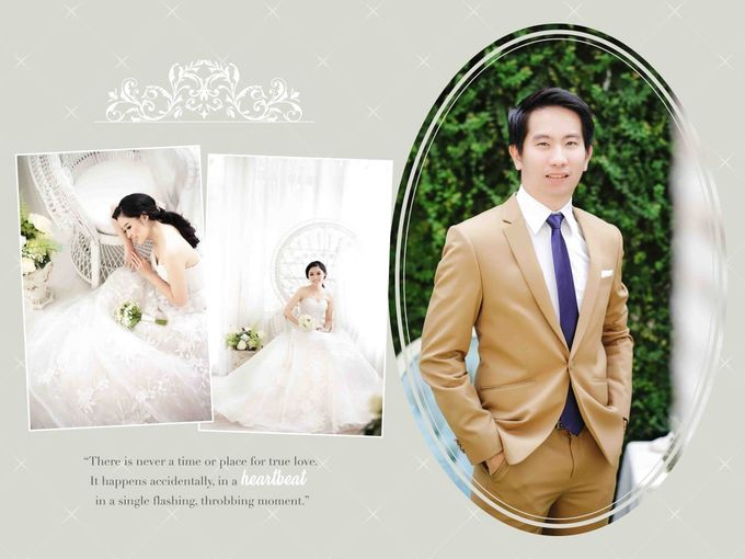 LOVE bears all things ❤ by Gorgeous Bridal Jakarta - 003