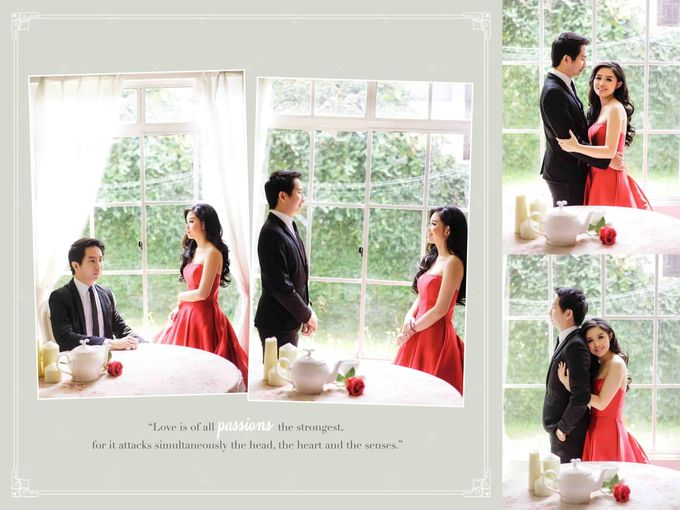 LOVE bears all things ❤ by Gorgeous Bridal Jakarta - 001