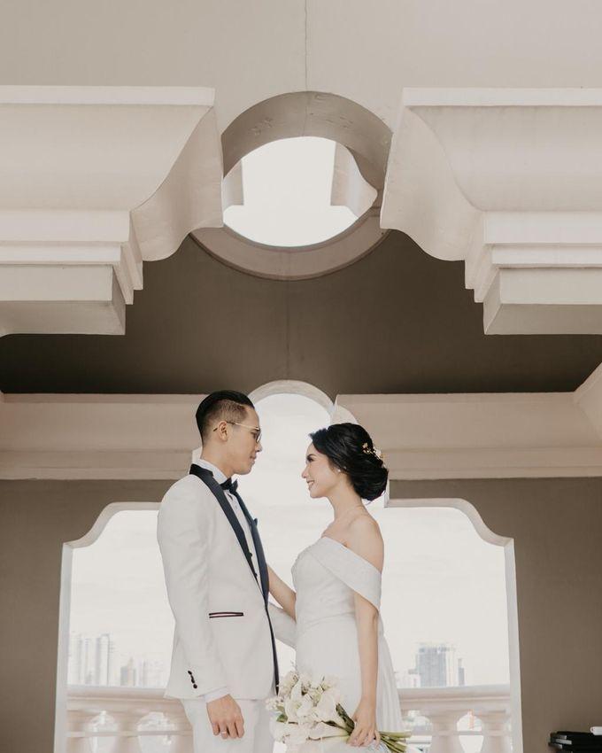 Shabrina & Ryuji Wedding by Atham Tailor - 001