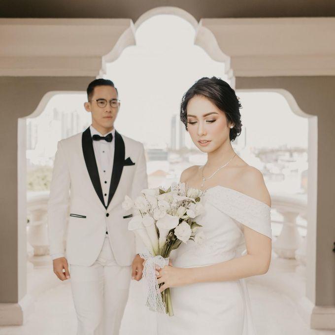Shabrina & Ryuji Wedding by Atham Tailor - 002