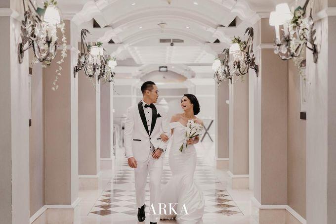 Shabrina & Ryuji Wedding by Atham Tailor - 003