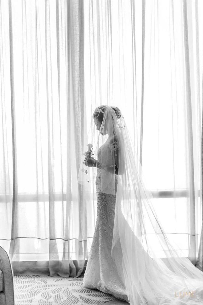 The Wedding of Christ & Eve by Yumi Katsura Signature - 005