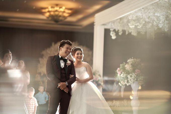Ricky & Jessica The Wedding by PRIDE Organizer - 012