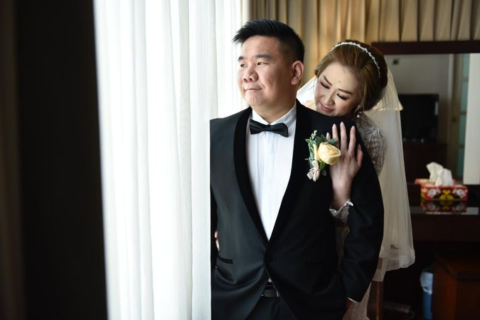 Jeffrey And Oliana Wedding by DESPRO Organizer - 001