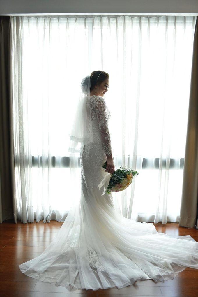 Jeffrey And Oliana Wedding by DESPRO Organizer - 004