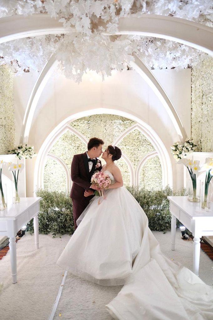 Ricky & Jessica The Wedding by PRIDE Organizer - 015