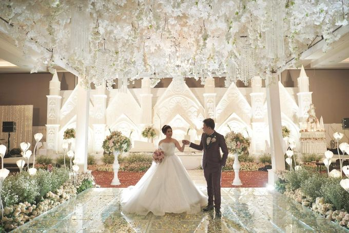 Ricky & Jessica The Wedding by PRIDE Organizer - 016