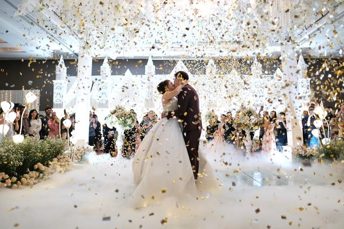Ricky & Jessica The Wedding by PRIDE Organizer - 014