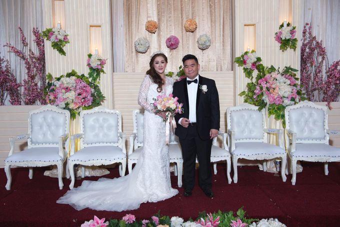 Jeffrey And Oliana Wedding by DESPRO Organizer - 006