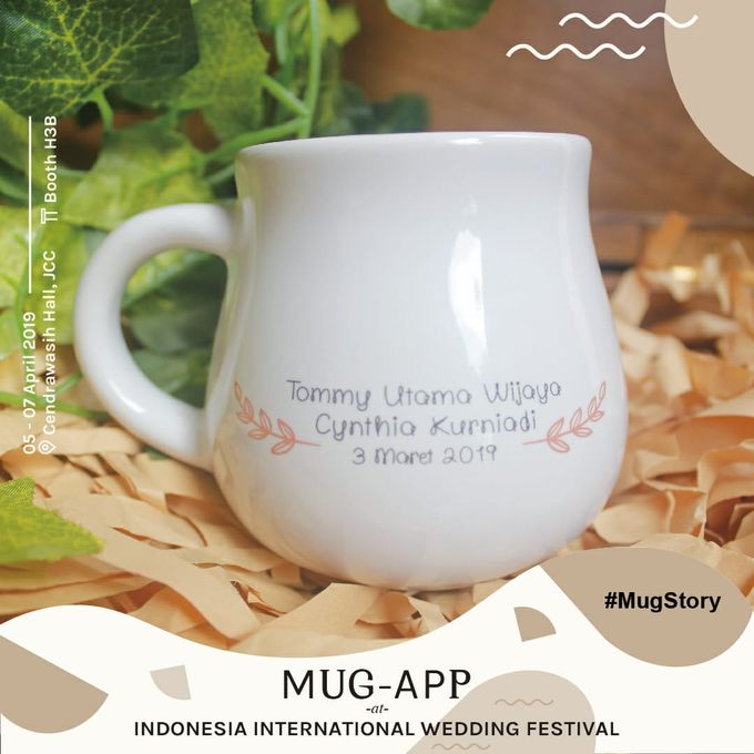 Wedding Tommy Dan Cynthia by Mug-App Wedding Souvenir - 002