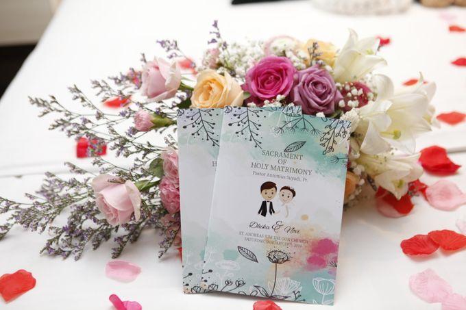 19.01.19 - The Wedding Of Ricardo & Noviani by Sugarbee Wedding Organizer - 007