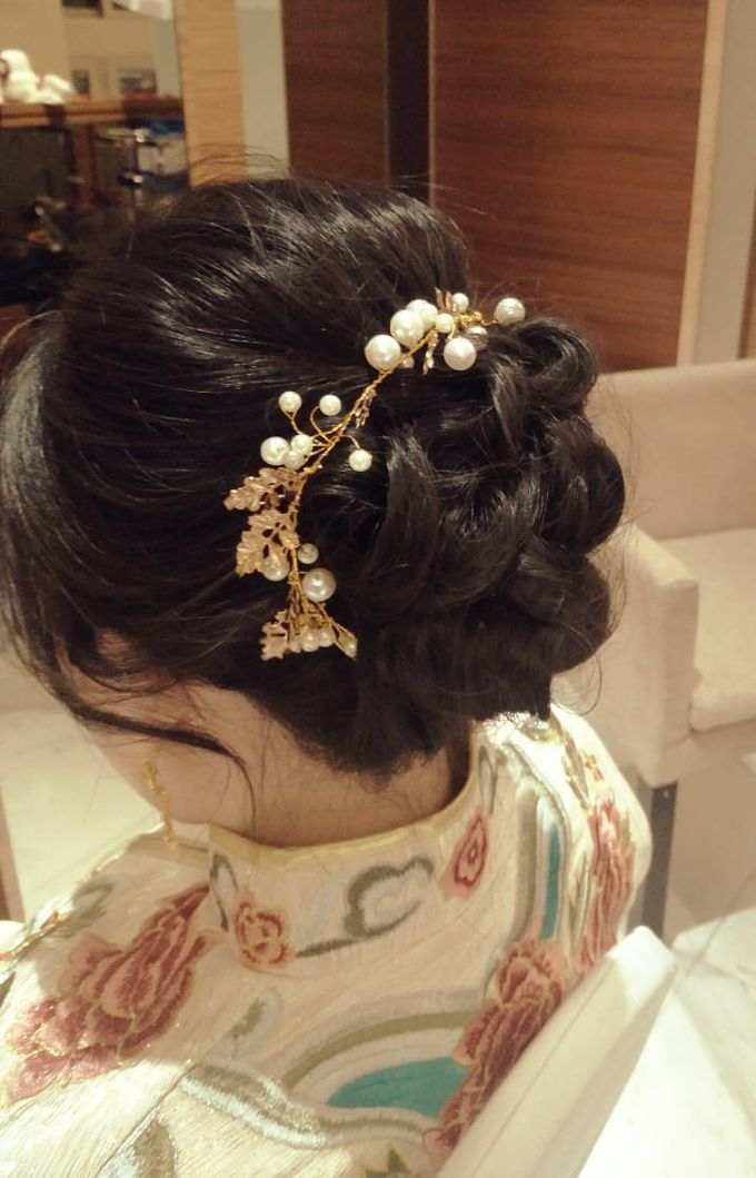 HAIR STYLING by CLICK MAKEUP - 027