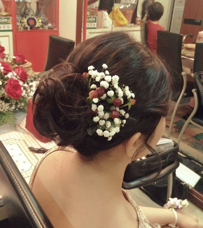 HAIR STYLING by CLICK MAKEUP - 030