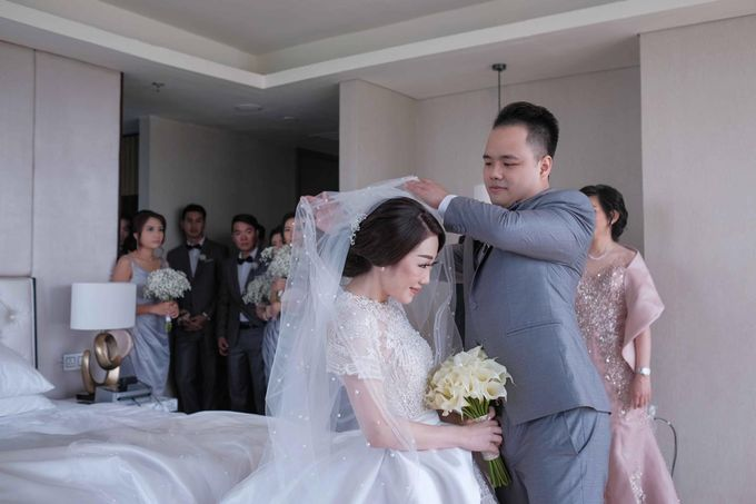 Yohan & Angie The Wedding by InterContinental Bandung Dago Pakar - 006