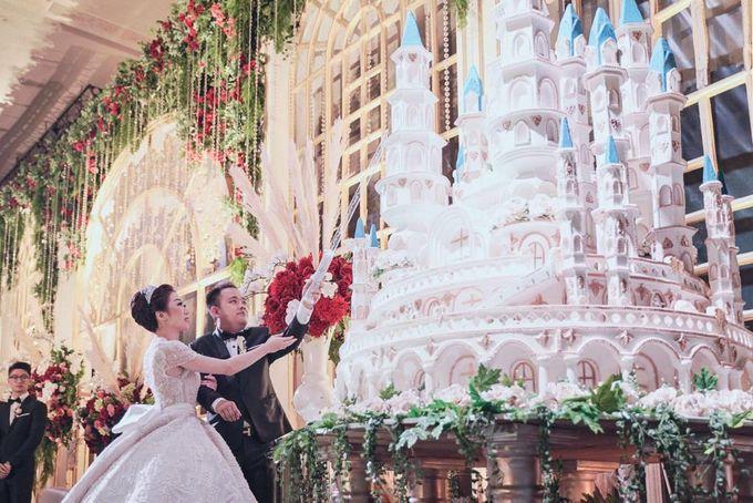 Yohan & Angie The Wedding by InterContinental Bandung Dago Pakar - 011