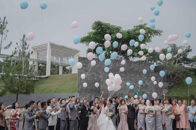 Yohan & Angie The Wedding by InterContinental Bandung Dago Pakar - 009