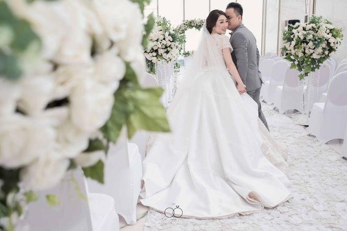 Yohan & Angie The Wedding by InterContinental Bandung Dago Pakar - 008