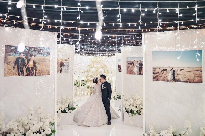 Yohan & Angie The Wedding by InterContinental Bandung Dago Pakar - 012