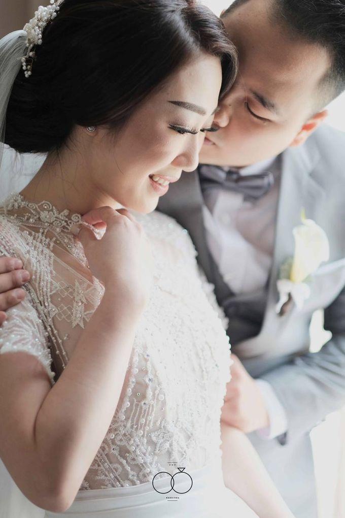 Yohan & Angie The Wedding by InterContinental Bandung Dago Pakar - 001