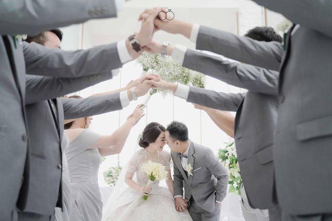 Yohan & Angie The Wedding by InterContinental Bandung Dago Pakar - 007