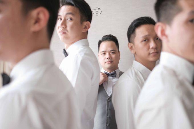 Yohan & Angie The Wedding by InterContinental Bandung Dago Pakar - 004
