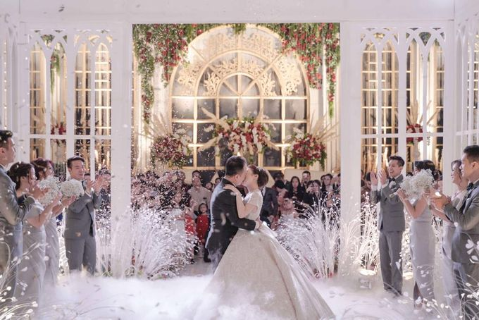 Yohan & Angie The Wedding by InterContinental Bandung Dago Pakar - 005