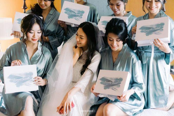 Wendy & Venus Wedding by Roopa - 004