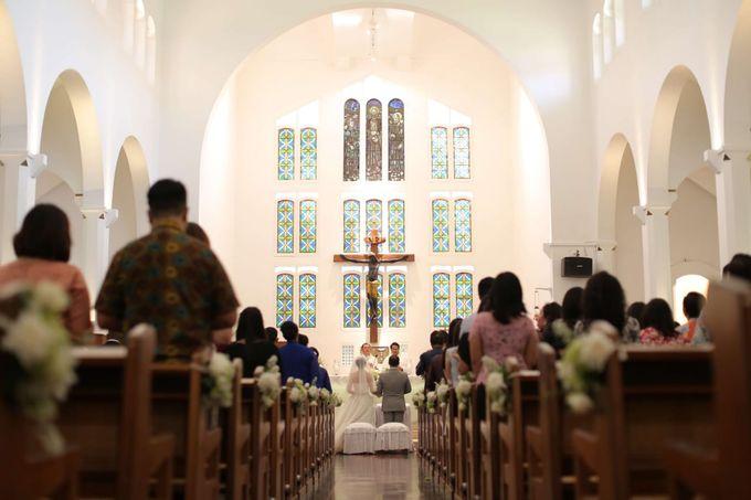 28.07.18 - The Wedding Of Albertus & Christin by Sugarbee Wedding Organizer - 006