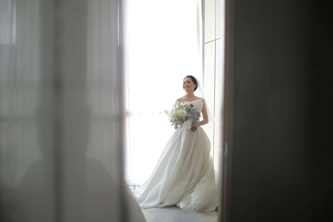 28.07.18 - The Wedding Of Albertus & Christin by Sugarbee Wedding Organizer - 002