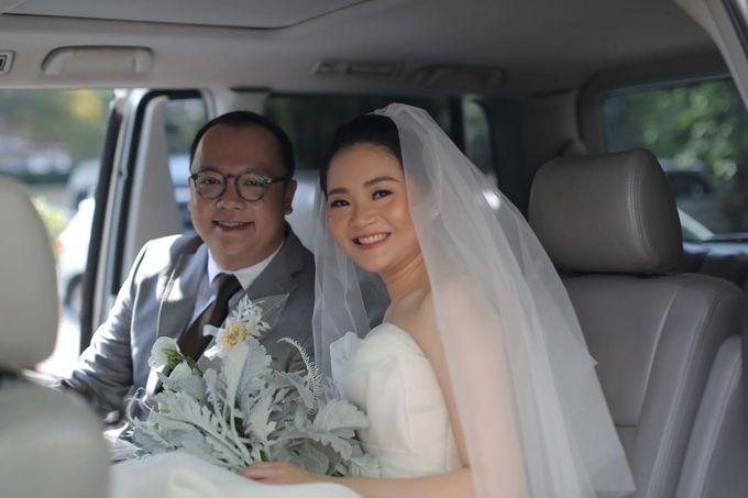 28.07.18 - The Wedding Of Albertus & Christin by Sugarbee Wedding Organizer - 007