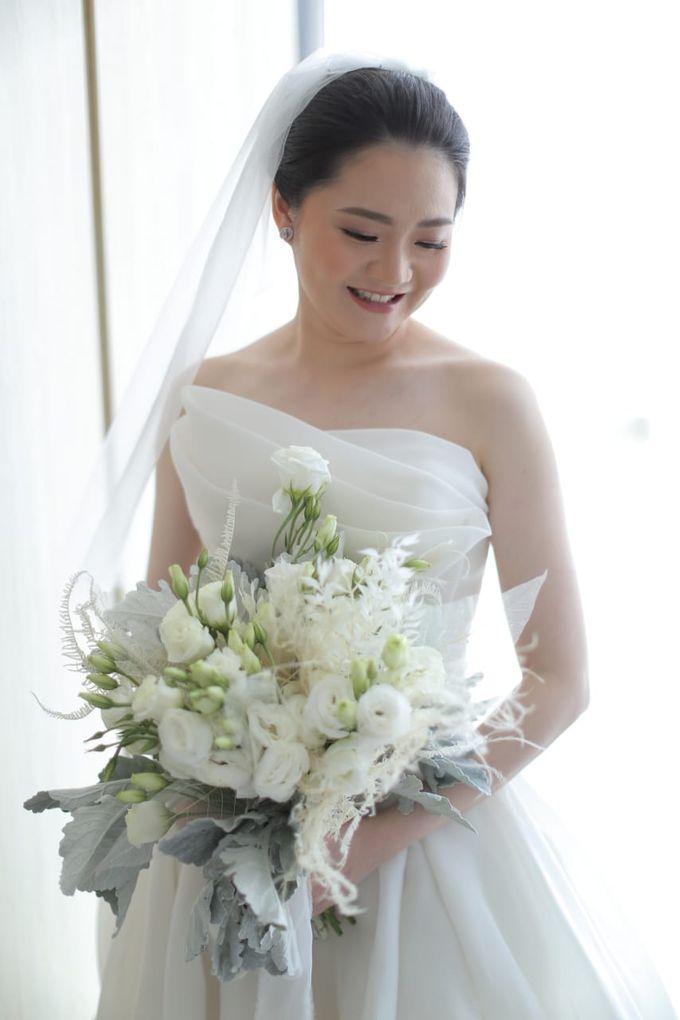 28.07.18 - The Wedding Of Albertus & Christin by Sugarbee Wedding Organizer - 001