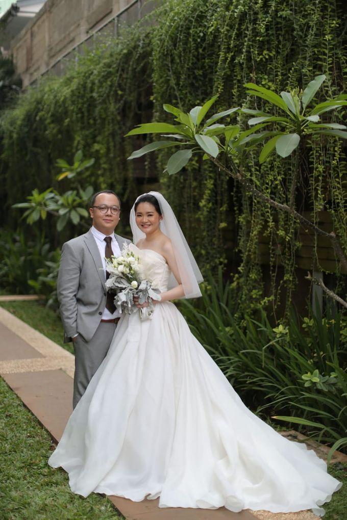28.07.18 - The Wedding Of Albertus & Christin by Sugarbee Wedding Organizer - 009