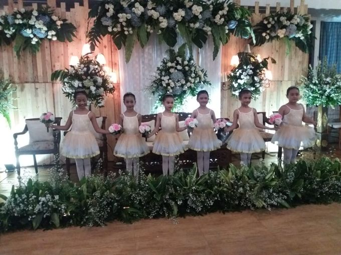 Wedding at Pendopo Serreh Wangi by Stefie's Dance Academy - 002