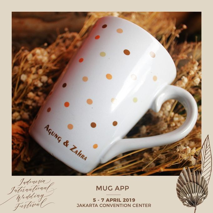 Wedding Agung&Zahra by Mug-App Wedding Souvenir - 001