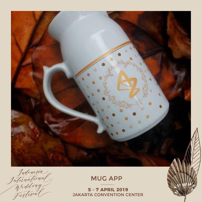 Teko Classic by Mug-App Wedding Souvenir - 001