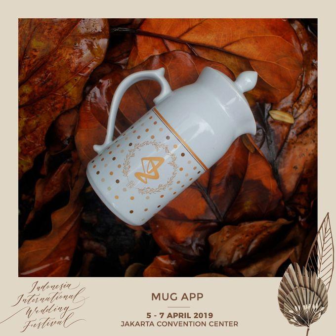 Teko Classic by Mug-App Wedding Souvenir - 002