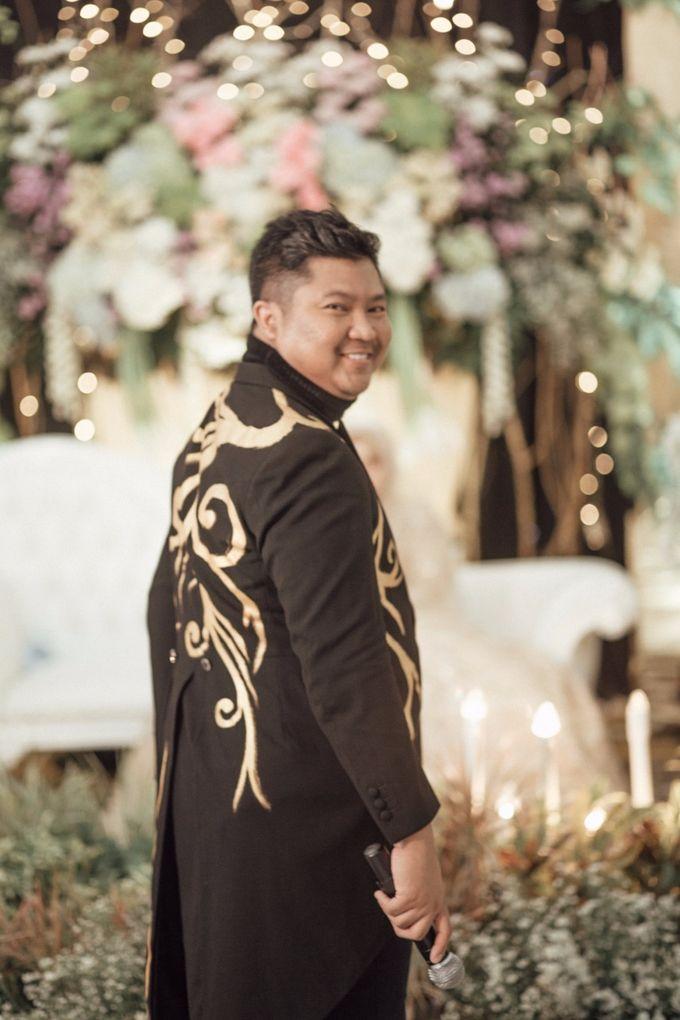Rozi & Amanda Wedding by MC Syahru Prayogi - 003