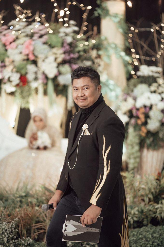 Rozi & Amanda Wedding by MC Syahru Prayogi - 004