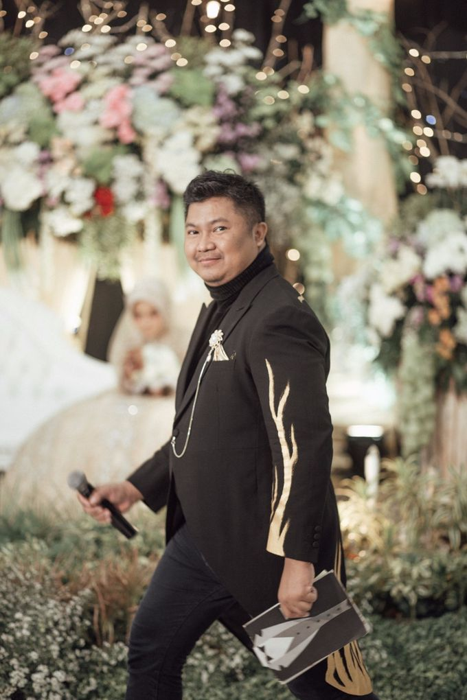 Rozi & Amanda Wedding by MC Syahru Prayogi - 007