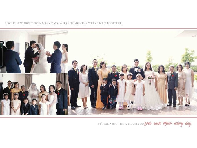 My ❤ is perfect, because You are inside... by Gorgeous Bridal Jakarta - 004