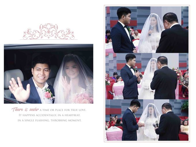 My ❤ is perfect, because You are inside... by Gorgeous Bridal Jakarta - 003