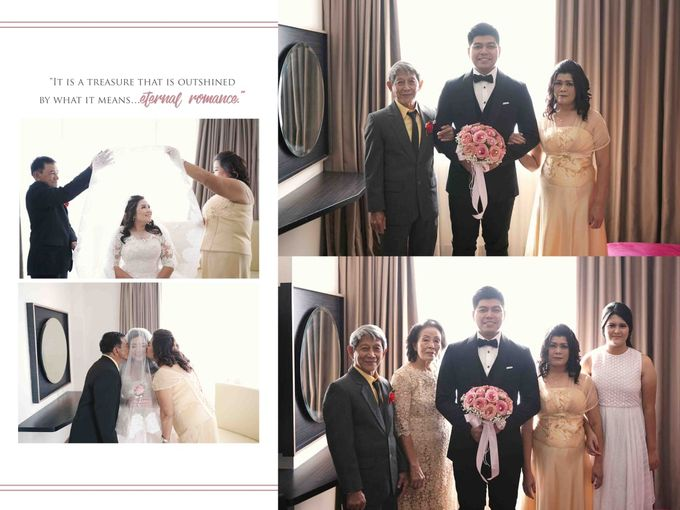 My ❤ is perfect, because You are inside... by Gorgeous Bridal Jakarta - 001