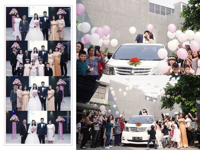 My ❤ is perfect, because You are inside... by Gorgeous Bridal Jakarta - 005