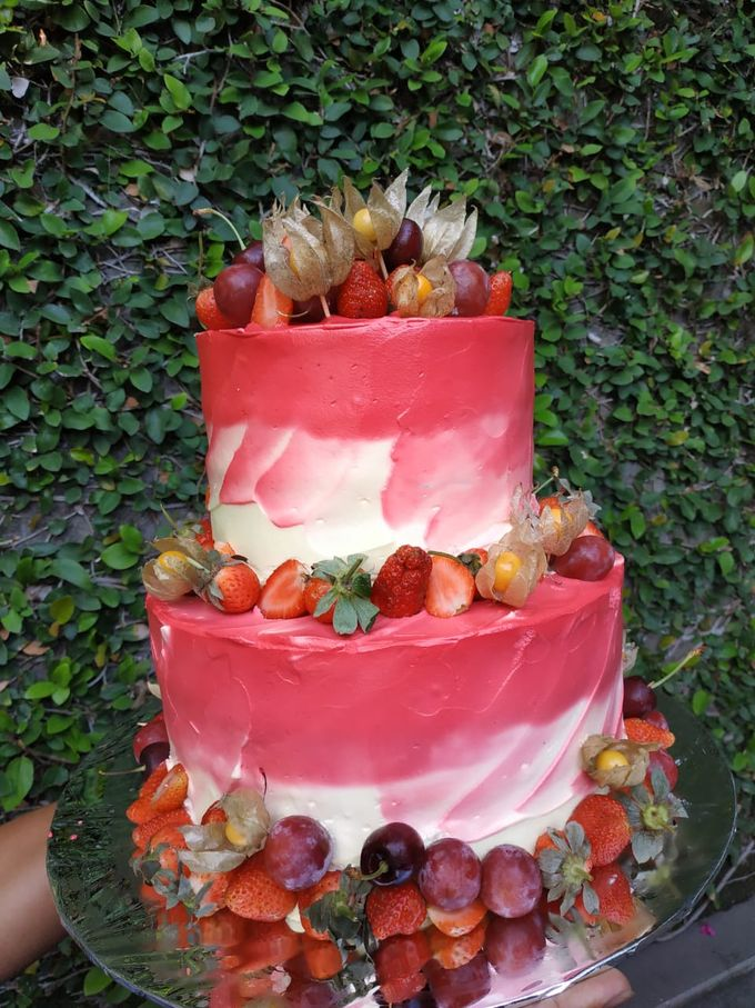 In Red...  by Sugaria cake - 001