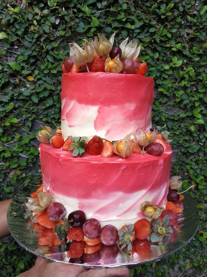 In Red...  by Sugaria cake - 002