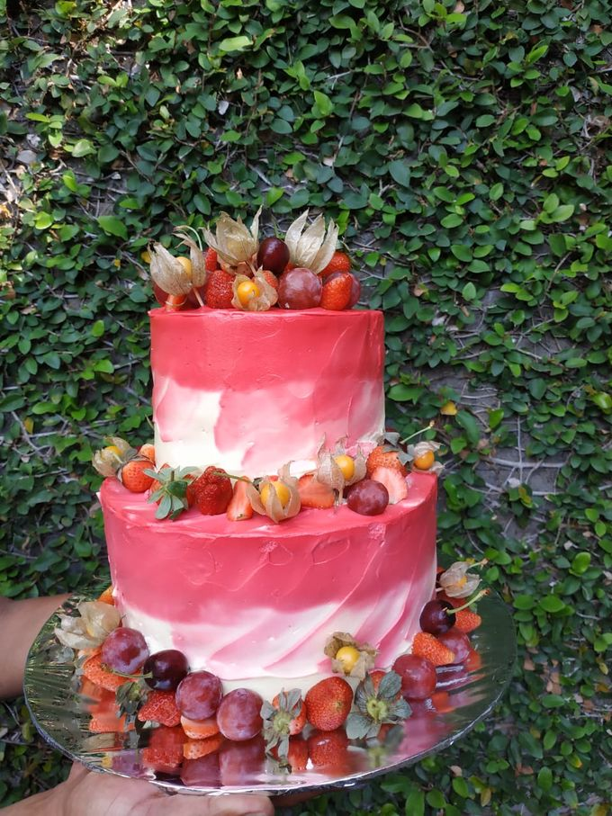 In Red...  by Sugaria cake - 003