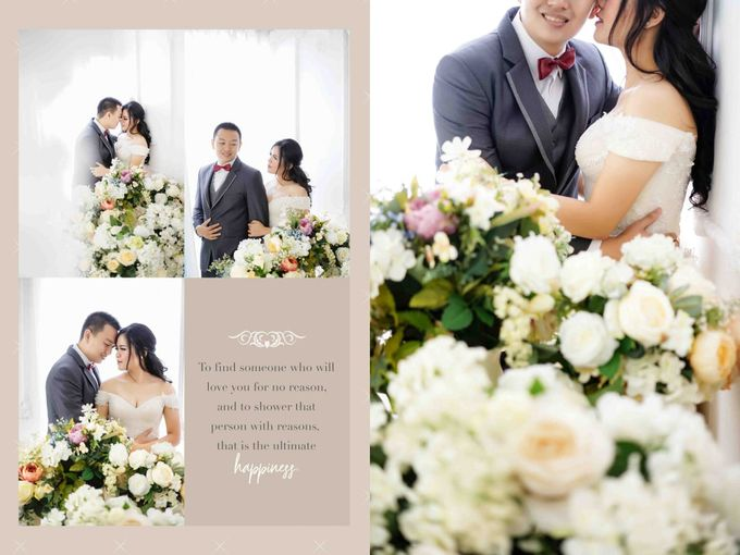 Love Is The Answer... ❤ by Gorgeous Bridal Jakarta - 003