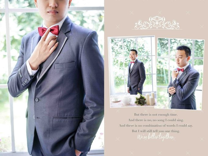 Love Is The Answer... ❤ by Gorgeous Bridal Jakarta - 002