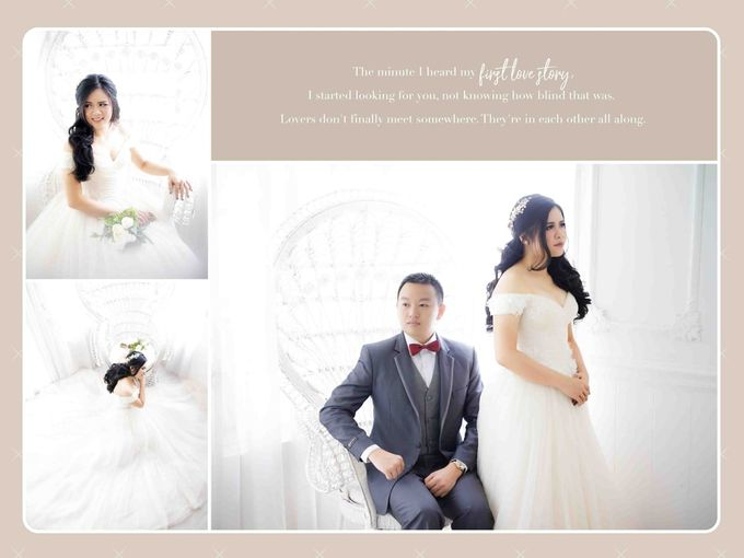 Love Is The Answer... ❤ by Gorgeous Bridal Jakarta - 001