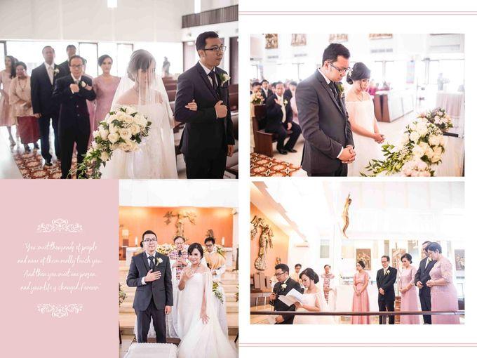 It's sweeter when it's true...❤ by Gorgeous Bridal Jakarta - 003